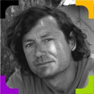 Claudio Mercado docente de Trasfoco Escuela Audiovisual Itinerante para no Audiovisualistas, ubicada en Santiago de Chile y España