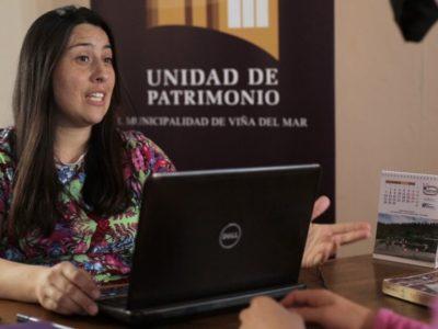 Taller práctico de producción y realización audiovisual sobre patrimonio para jóvenes impartido por Trasfoco Escuela Audiovisual Itinerante en Viña del Mar (Chile)