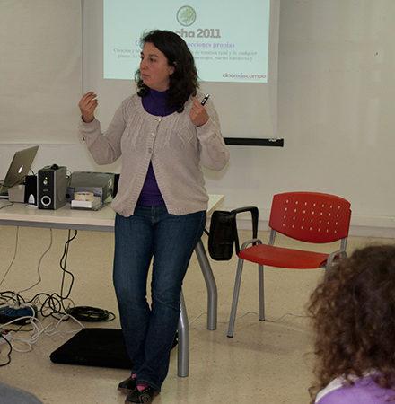 Trasfoco Escuela Audiovisual Itinerante capacitando en técnicas de realización audiovisual en Beas de Segura en colaboración con Biosegura