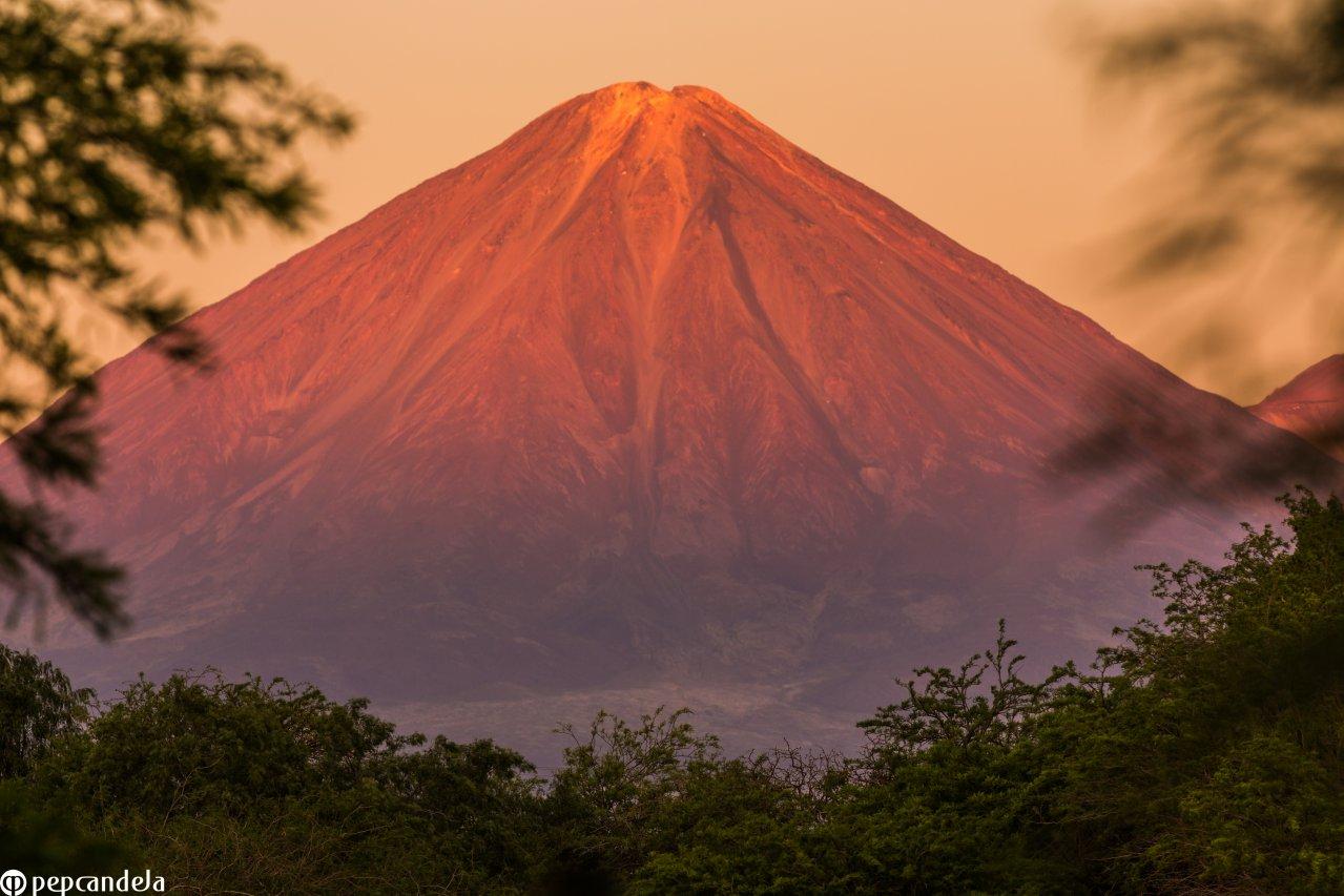 Volcán Licancabur, San Pedro de Atacama