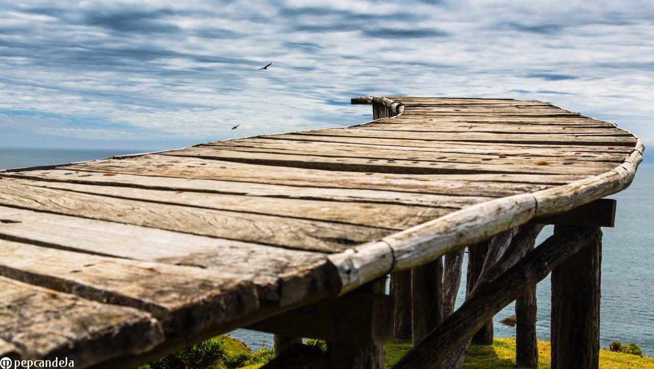 Muelle del Alma, Chiloé