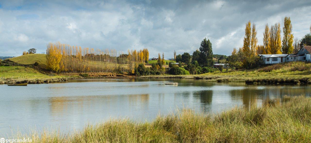 Humedal de Putemún, Chiloé