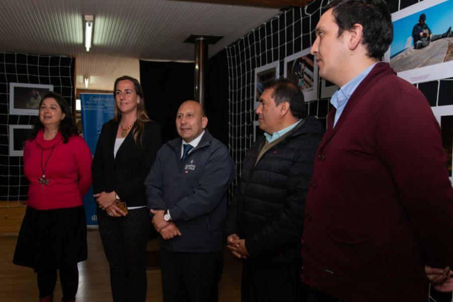 Exposición itinerante en Castro-13